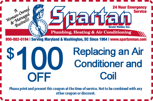 $100 Off A/C - Coil Installation
