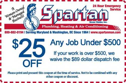 $25 Off Any Job Under $500